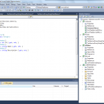 Visual Studio Solution for the best design of WCF service